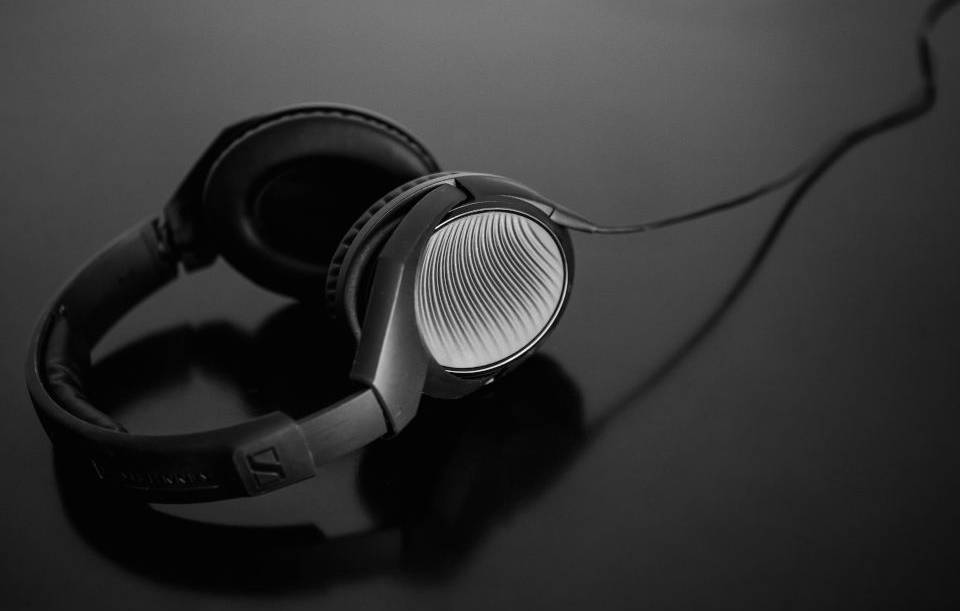 Headphones for remote interpreting